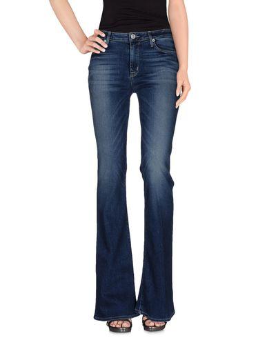 Signature Boot-Cut Jeans in Dark Blue