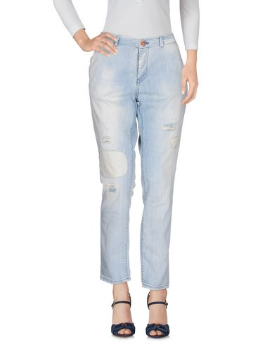 MAISON SCOTCH Denim Pants in Blue