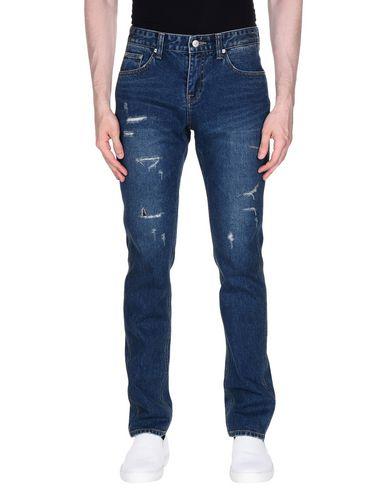 PLAC Denim Pants in Blue