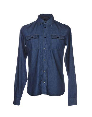 ARMANI JEANS - 牛仔衬衫