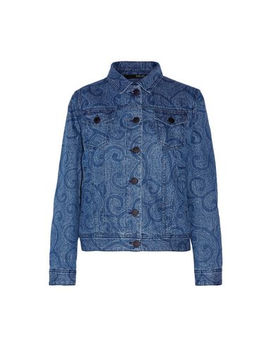 SIBLING Denim Jacket in Blue