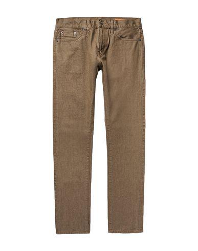 JEAN SHOP Denim Pants in Brown