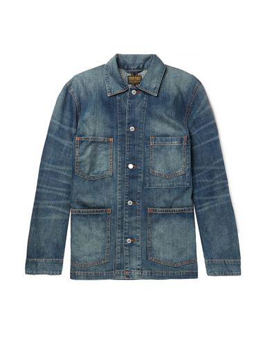 JEAN SHOP Denim Jacket in Blue