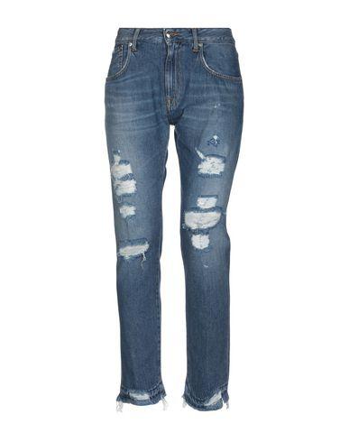 PEOPLE Denim Pants in Blue