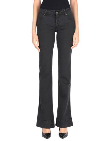 SUPERFINE Denim Pants in Black