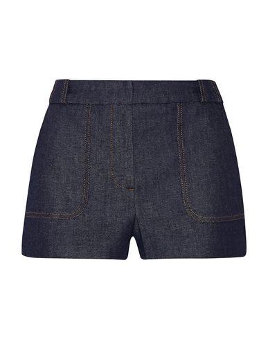VICTORIA BECKHAM DENIM Denim Shorts in Blue