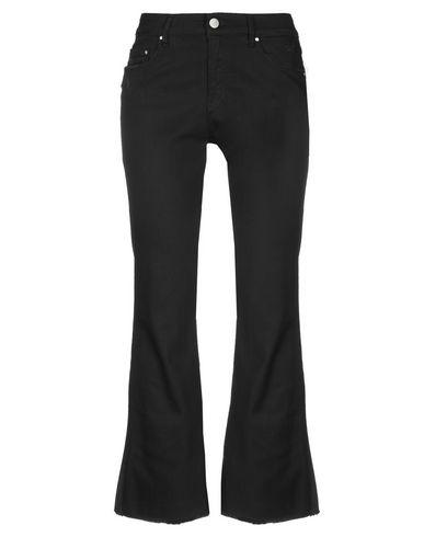 DON'T CRY Denim Pants in Black