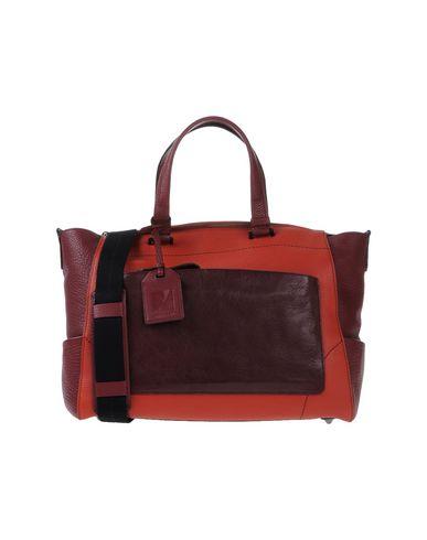 REED KRAKOFF Handbag in Maroon