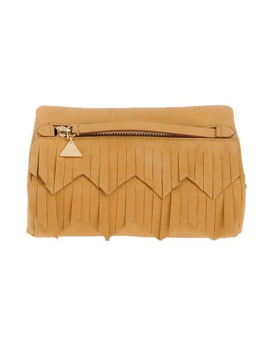 GOLDEN LANE Handbag in Camel