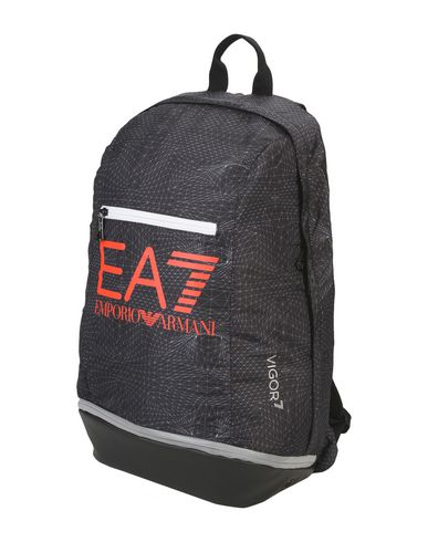EA7 Backpack & Fanny Pack in Black