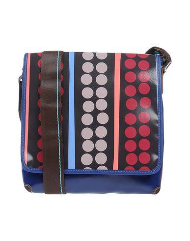 GABS Cross-Body Bags in Dark Brown