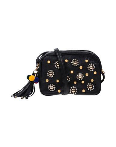Across-Body Bag, Black