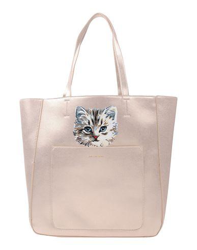 Paul Joe Sister Handbags In Light Pink