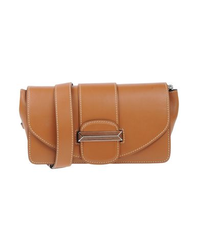 BALLIN Cross-Body Bags in Tan