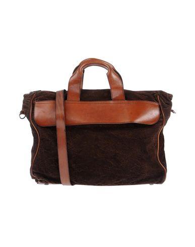 NUMERO 10 Handbag in Dark Brown