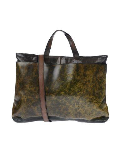 NUMERO 10 Handbag in Dark Green
