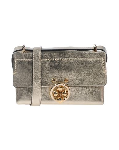 ANDREA INCONTRI Cross-Body Bags in Gold