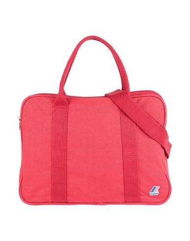 K-WAY WORK BAG, RED   ModeSens 47983f8565