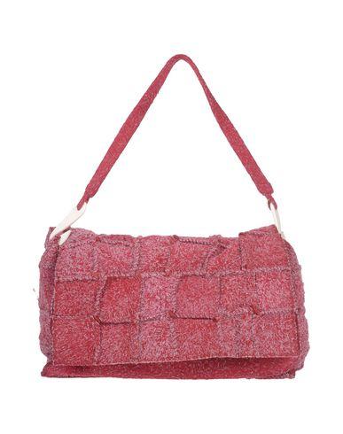 JAMIN PUECH Handbag in Garnet