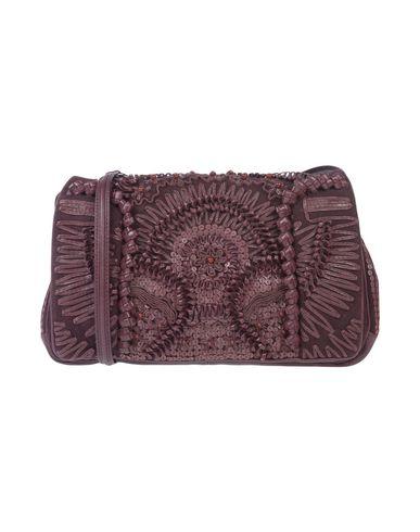 JAMIN PUECH Handbag in Maroon