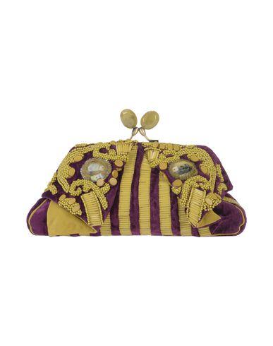 JAMIN PUECH Handbag in Purple