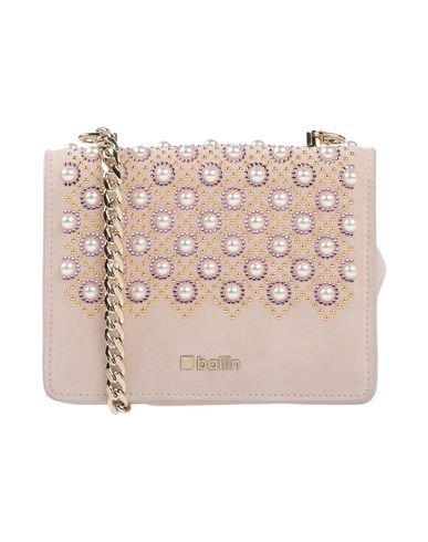 BALLIN Cross-Body Bags in Light Pink