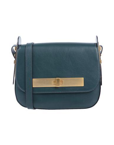 AVRIL GAU Handbags in Deep Jade
