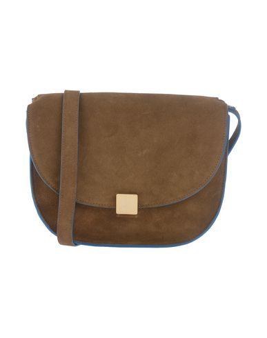 AVRIL GAU Handbags in Khaki