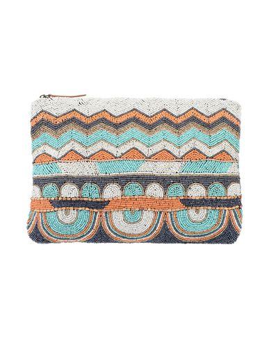 STAR MELA Handbag in Turquoise