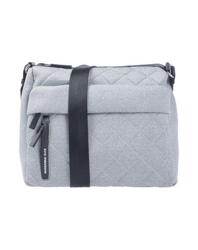 MANDARINA DUCK Cross-Body Bags in Light Grey