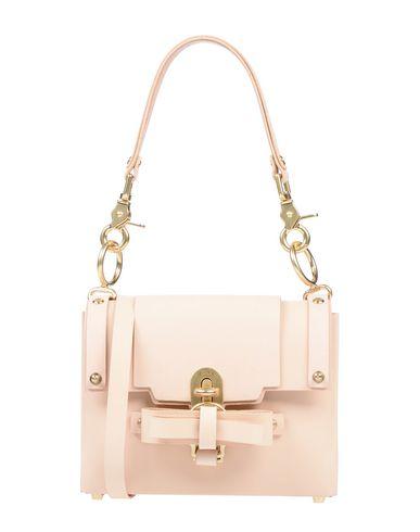NIELS PEERAER Handbags in Pale Pink