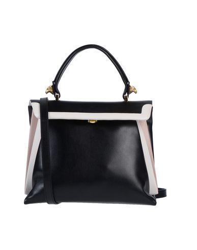 GIANCARLO PETRIGLIA Handbag in Black