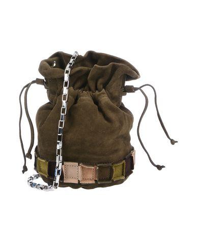 TOMASINI PARIS Handbags in Military Green