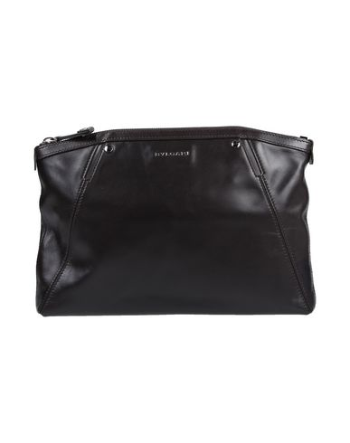 Handbags in Dark Brown