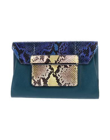 Mary Katrantzou Handbag In Deep Jade