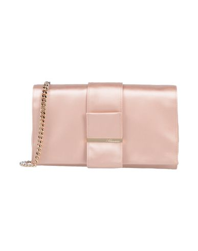 Blumarine Handbag In Pale Pink