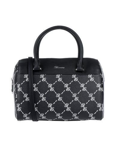 Blumarine Handbag In Black