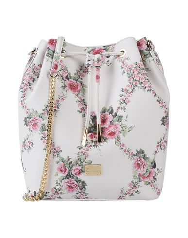 Blumarine Cross-body Bags In White