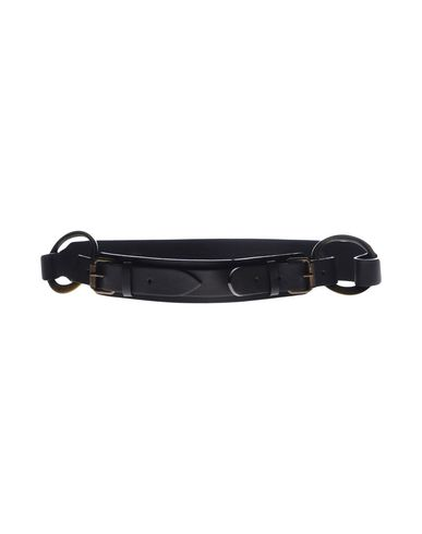 CLAUDIO ORCIANI Belt in Dark Brown