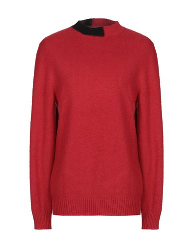 ROUNDEL LONDON Sweater in Red