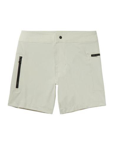 EVEREST ISLES Swim Shorts in Light Grey
