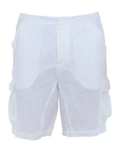 ROBERTO CAVALLI BEACHWEAR Swim Shorts in Ivory