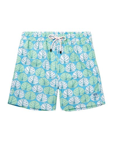 PINK HOUSE MUSTIQUE Swim Shorts in Sky Blue