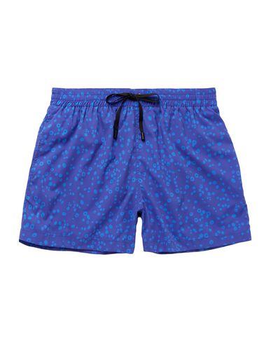EVEREST ISLES Swim Shorts in Purple