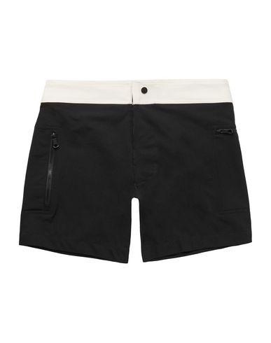 EVEREST ISLES Swim Shorts in Black