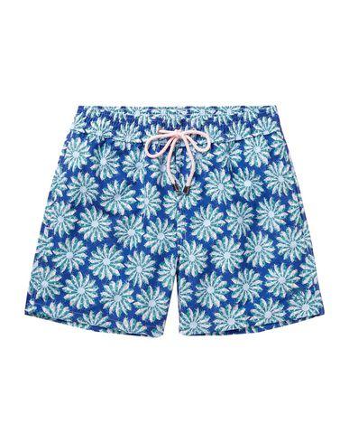 PINK HOUSE MUSTIQUE Swim Shorts in Dark Blue