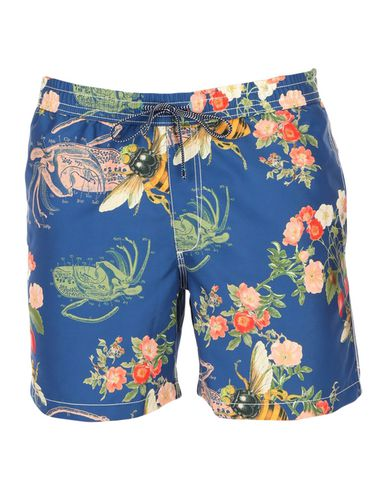 RIZ BOARDSHORTS Swim Shorts in Dark Blue