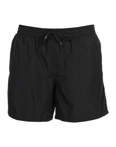 NOS BEACHWEAR Swim Shorts in Black