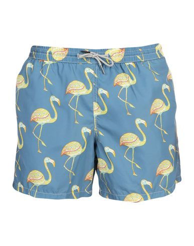 NOS BEACHWEAR Swim Shorts in Blue