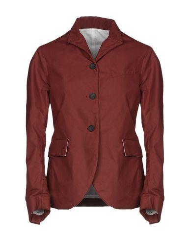 BERGFABEL Blazer in Brick Red